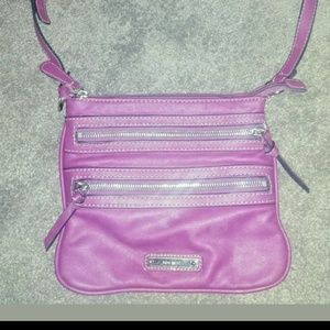 Nine West Purple Cross Body Bag